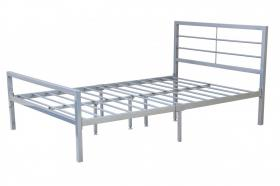 Jennifer Contract Metal Bed